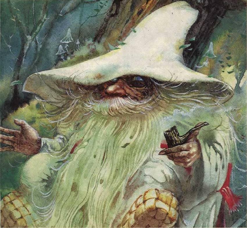 Белые дамы — добрые духи лесов из легенд Европы