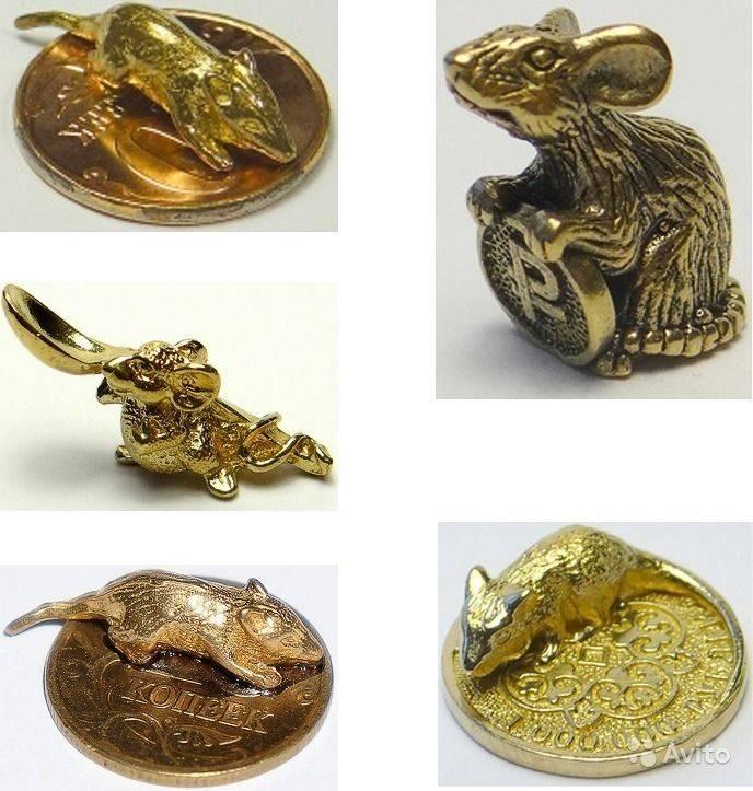 Как правильно носить «денежную мышь» в кошельке?