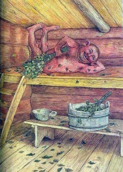 Банник в славянской мифологии — что вы знаете об этом?   славяне