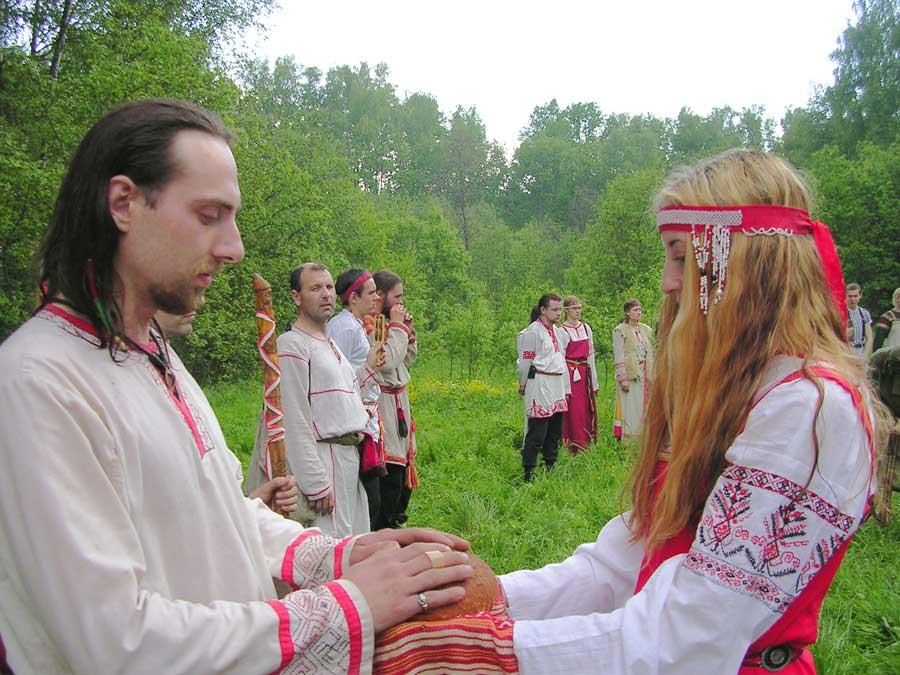 Славяно-арийские веды о счастливой семье и чистоте рода - портал обучения и саморазвития