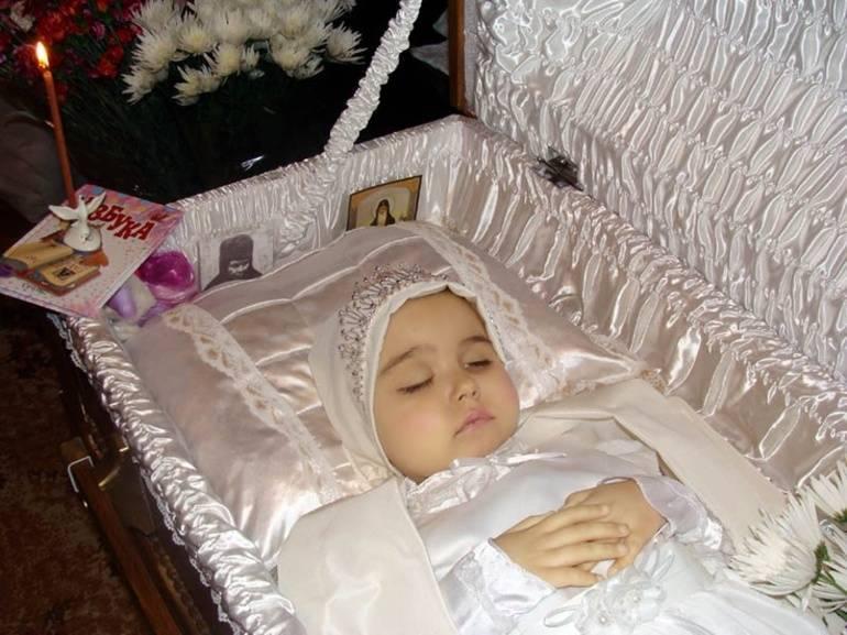 Умершая мама умирает снова