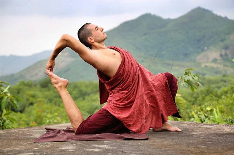 Медитации тибетских монахов