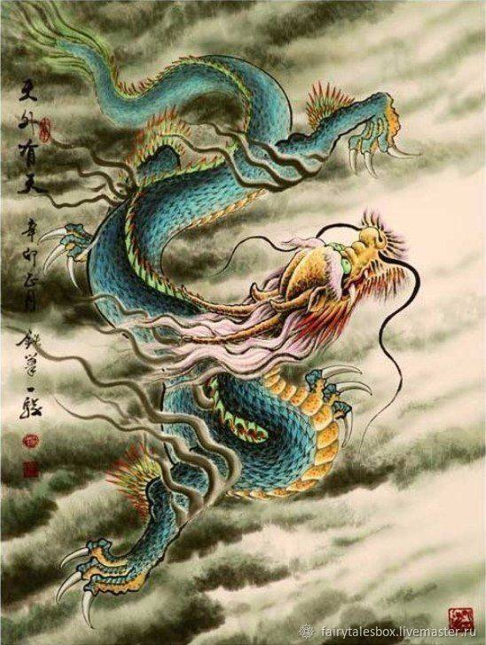 Покровители и помощники фен-шуй: дракон, фенкис, активация