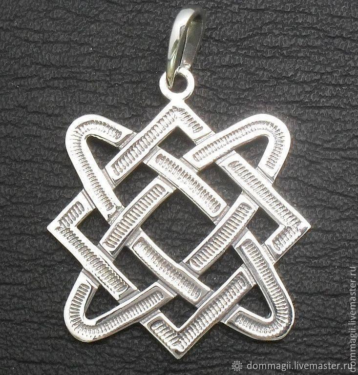 Крест лады богородицы или ладинец – как и кому можно носить амулет