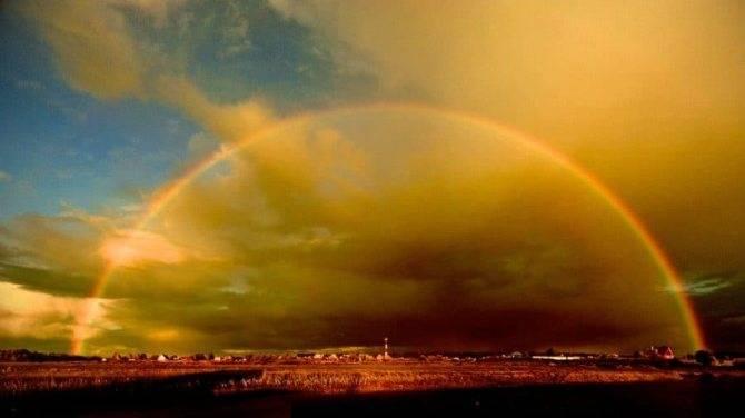 Народные приметы, связанные с радугой: описание. к чему увидеть радугу зимой, двойную, тройную, лунную, пологую, первую, полную, над домом, лесом, смотреть на радугу вдвоем с мужчиной, проехать через