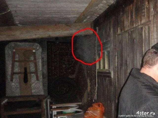 Банник: жестокий банный дух (4 фото)