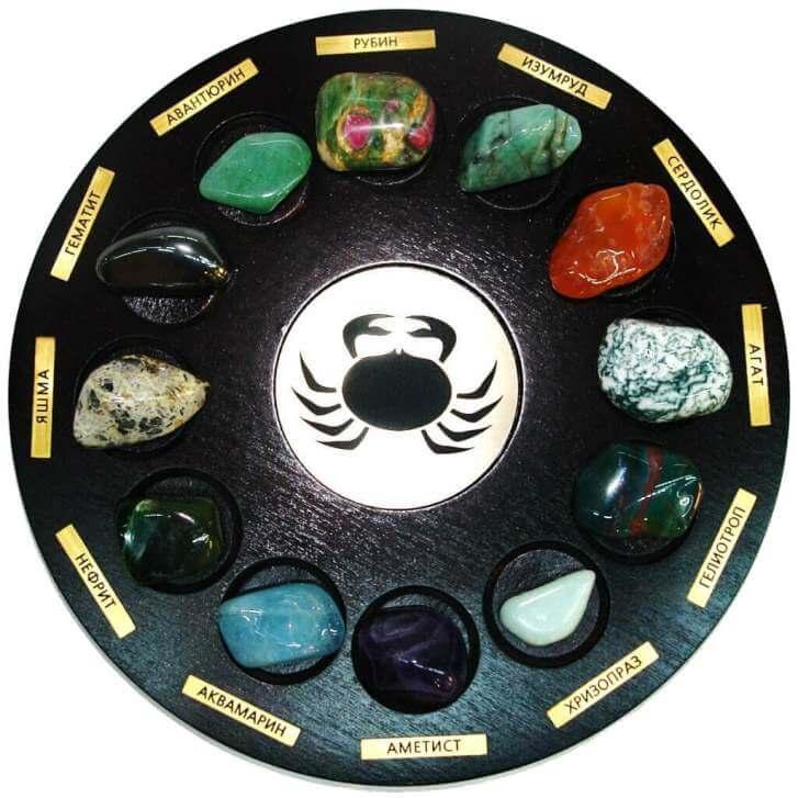 Какие камни подходят ракам в качестве талисманов? | знаки зодиака