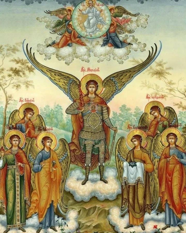 В чем отличие ангелов от архангелов?