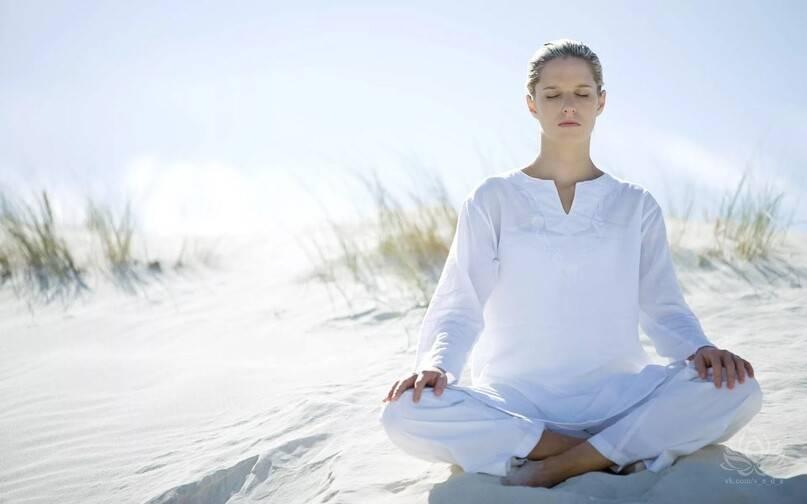 Медитация дома: советы для начинающих