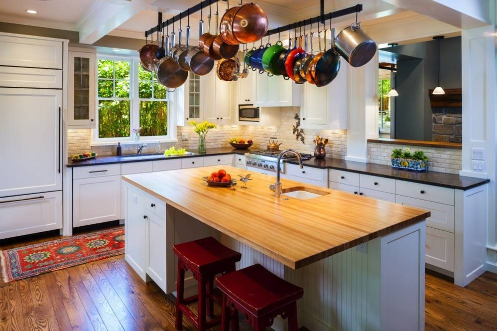 Кухня по фен шуй основные правила