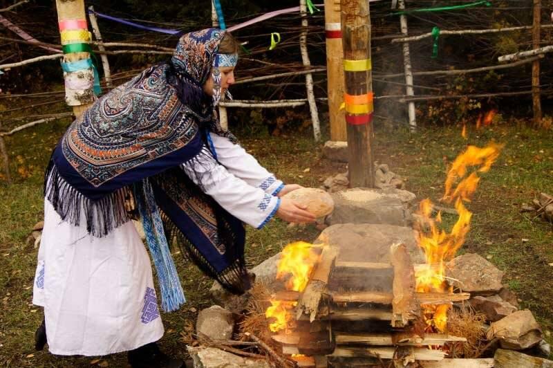 Самые страшные языческие обряды славянских племён