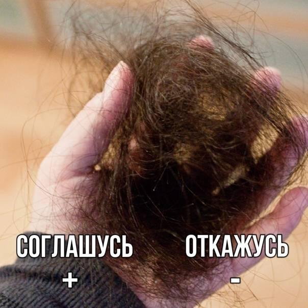 Сонник отпал клок волос. к чему снится отпал клок волос видеть во сне - сонник дома солнца
