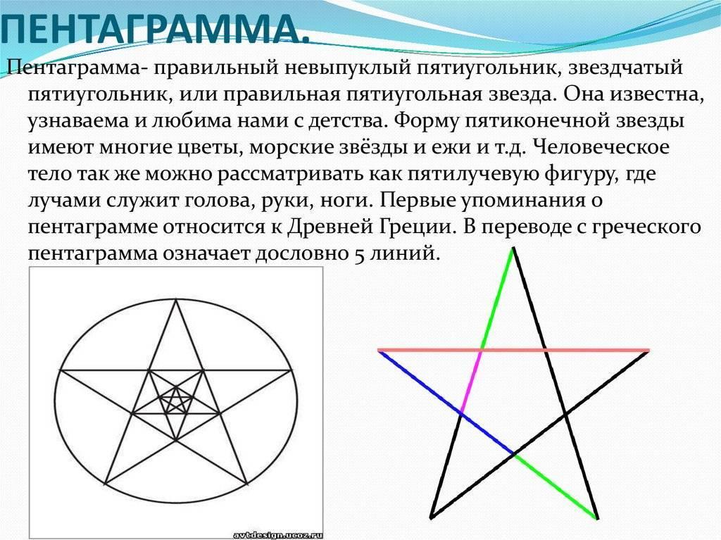 Звезда в круге: что означает данный символ? откуда он появился? все значения и история создания пентаграммы