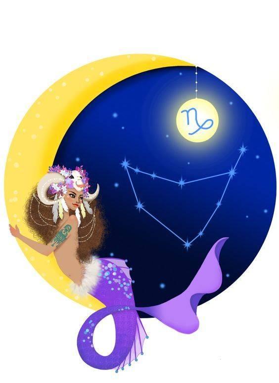 Планета знака зодиака козерог