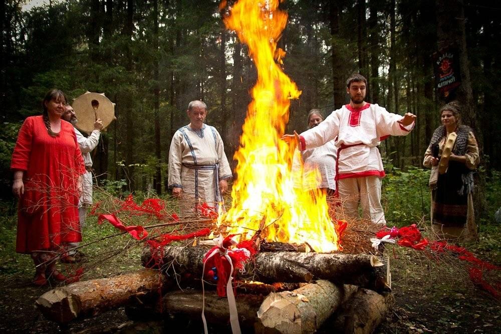 Славянский культ предков