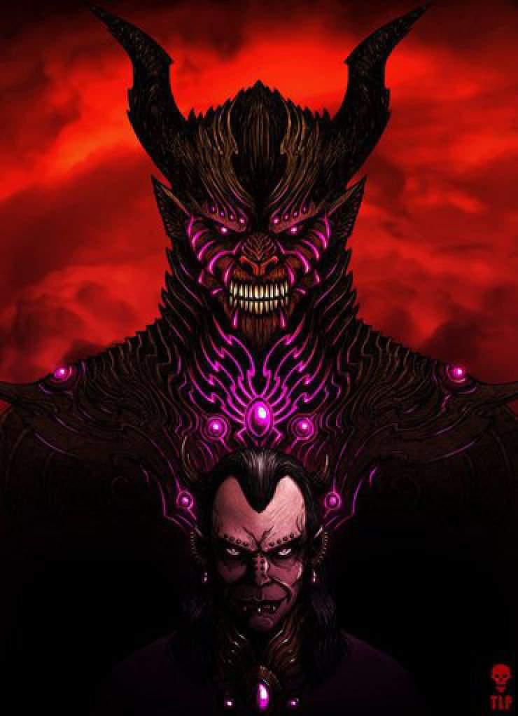 Демоны тьмы