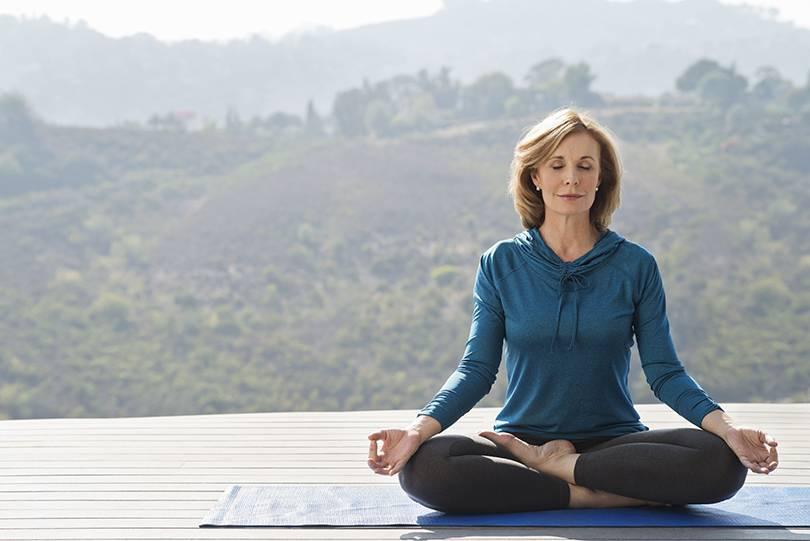 Состояние медитации