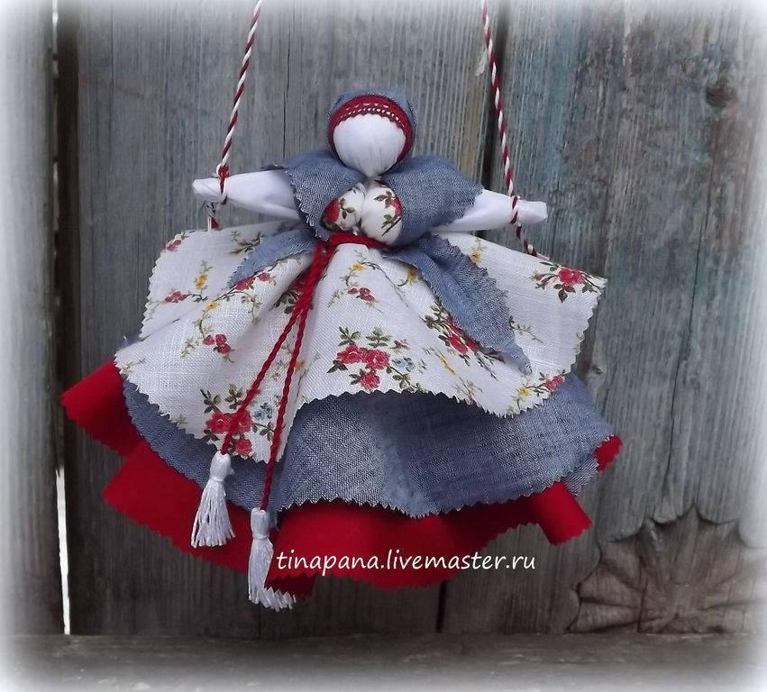 Конспект нод «куклы на руси. изготовление народной тряпичной куклы-колокольчика»