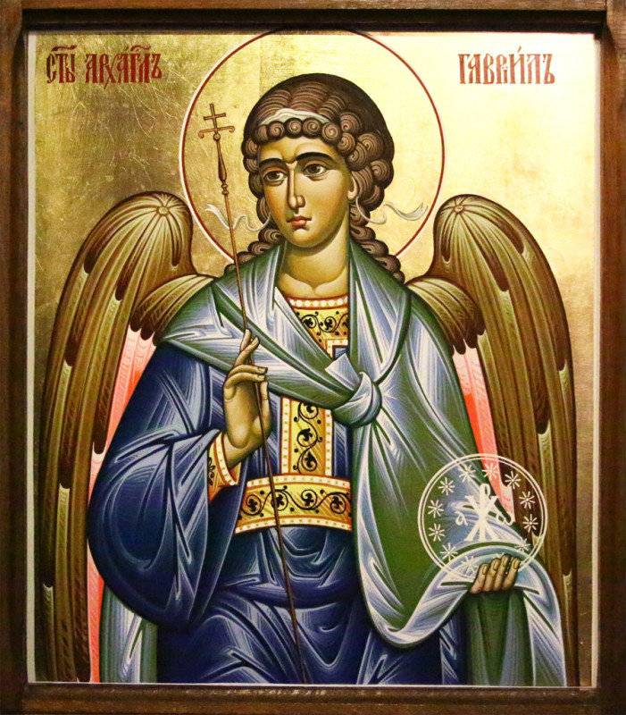 Архангел гавриил: молитва, икона, в чем помогает :: syl.ru
