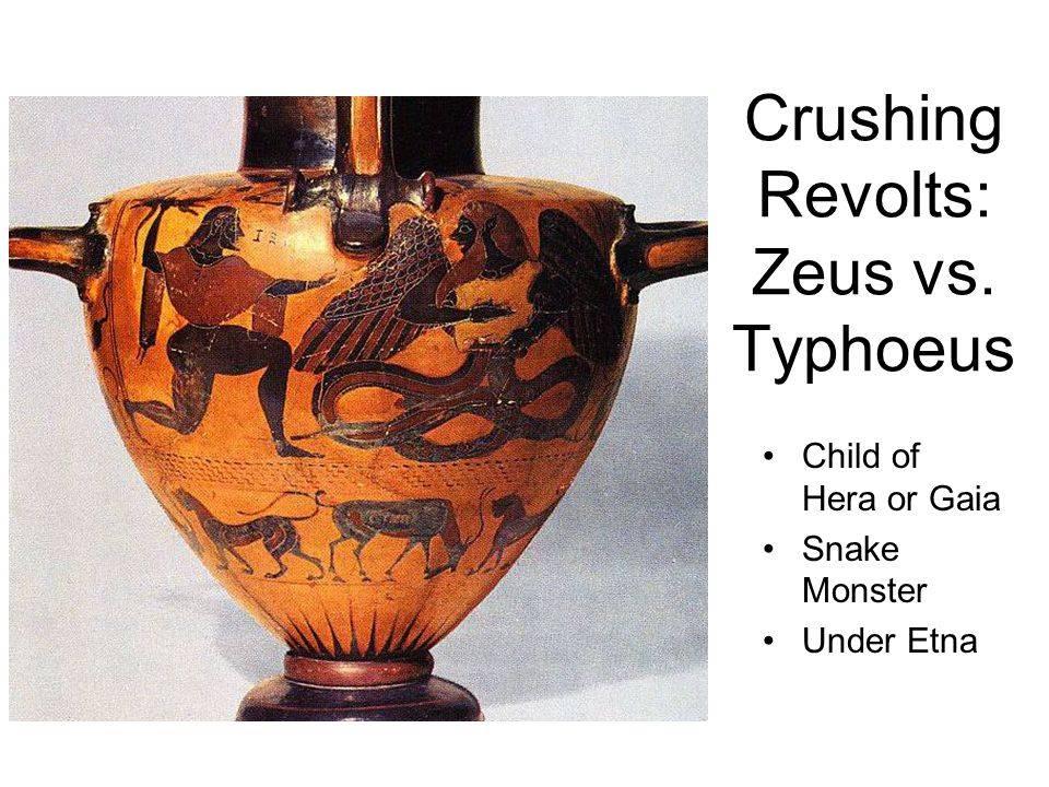 Глава 2 в начале был хаос: античная космогония