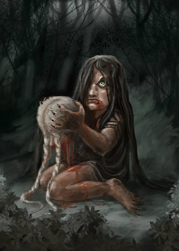 Мавки и навки - как защититься от злых славянских духов