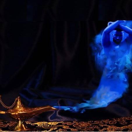 Как вызвать джина желаний? домашний ритуал без лампы