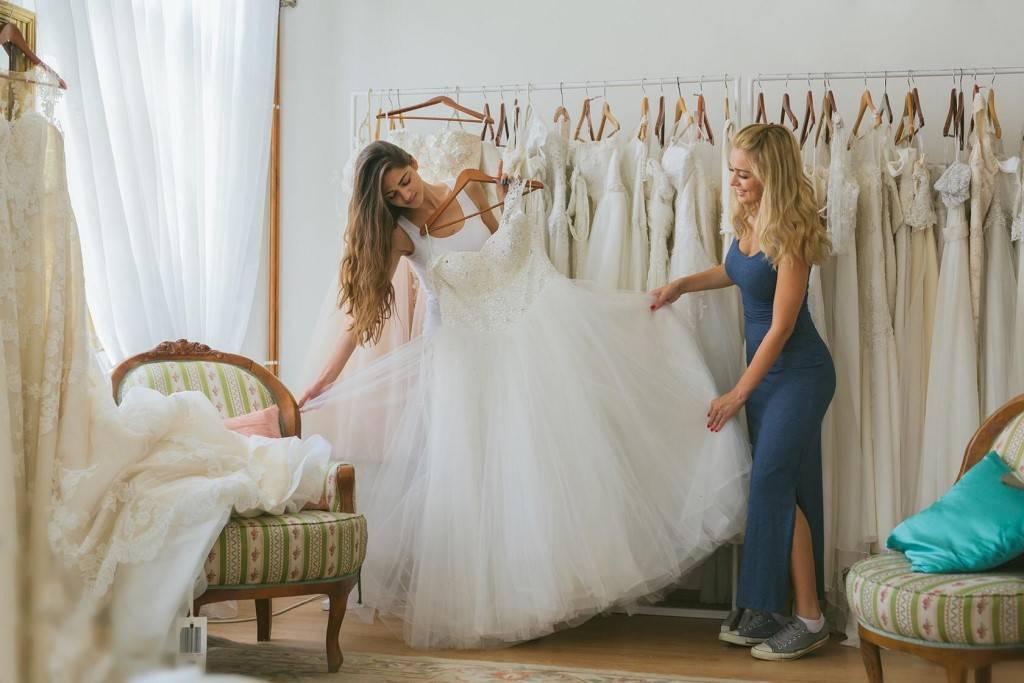 Приметы о свадебном платье невесты