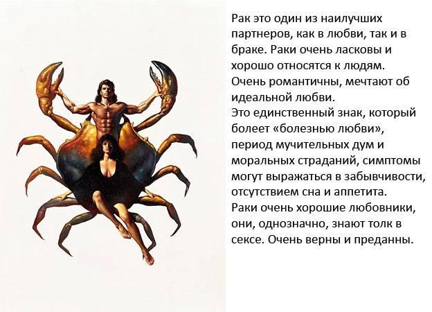 Знак зодиака рак (33 фото): все характеристики личности рака, какого числа по дате рождения начинается знак зодиака, символы и стихия