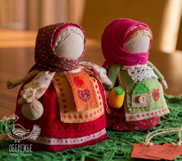 Кукла оберег зернушка, крупеничка – что означает, история, значение