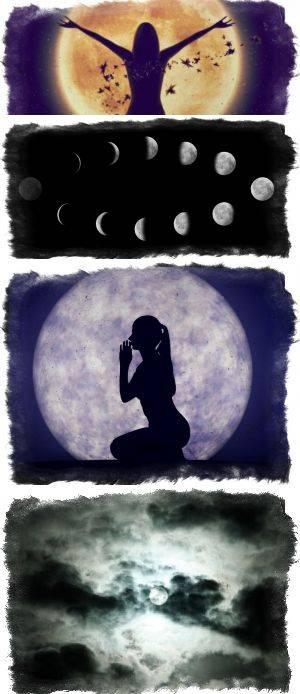 Приворот на любую луну
