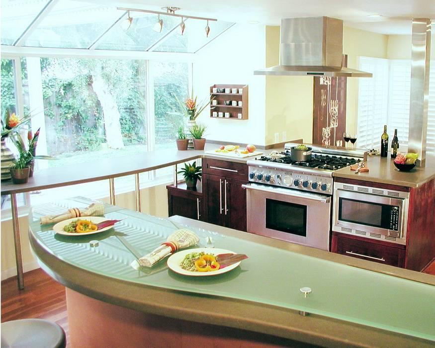 Кухня по фен-шуй - цвет, правила
