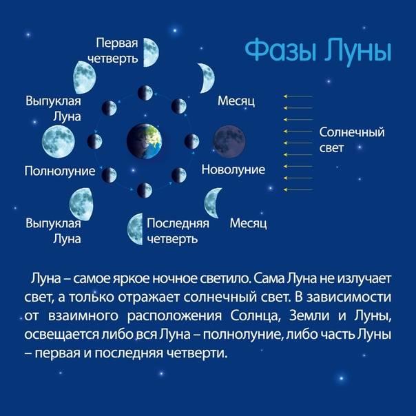 Народные приметы лунных дней