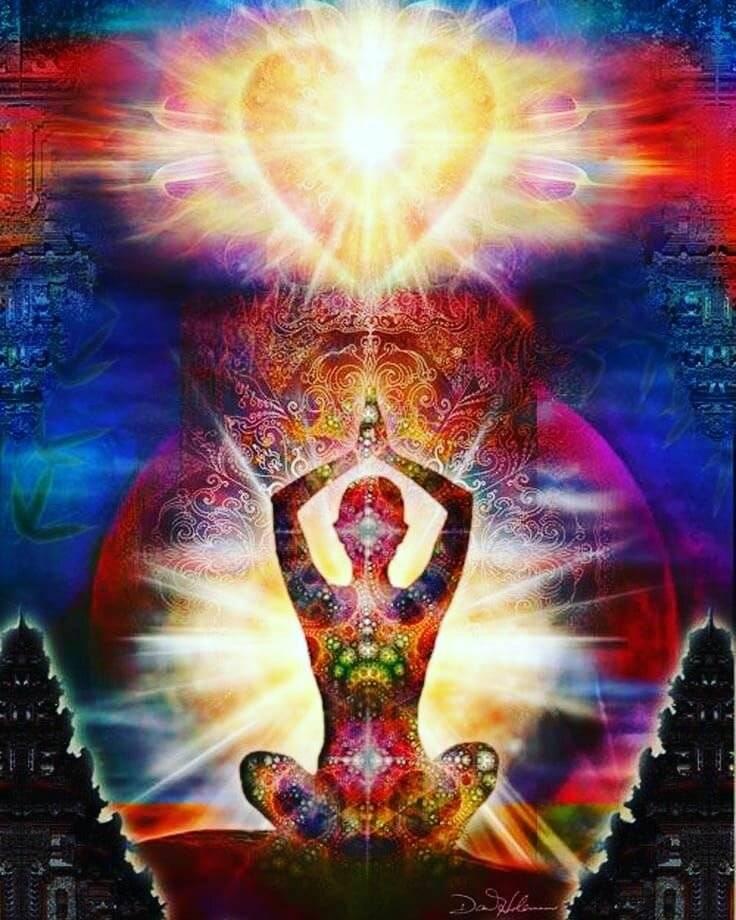Медитация энергия любви и наполнения: что она дает