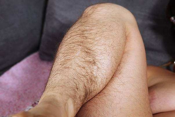 К чему снятся волосатые колени