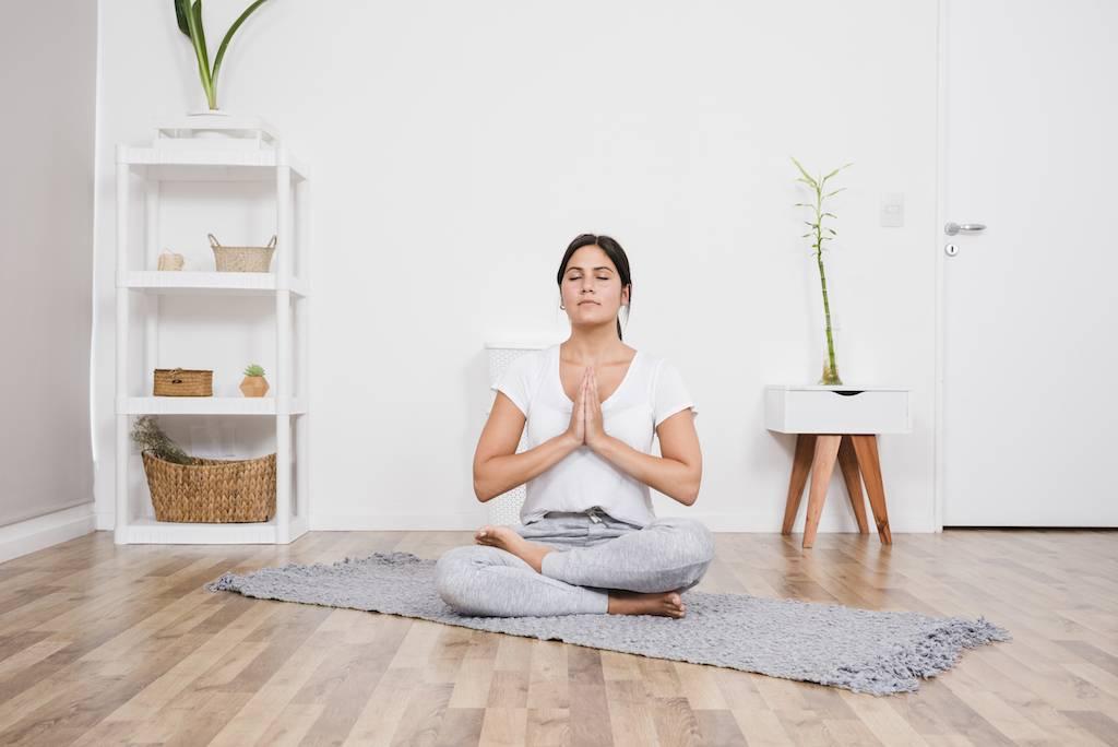 Йога, медитация и релаксация для снятия стресса