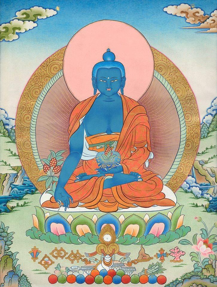 История тибетской медицины