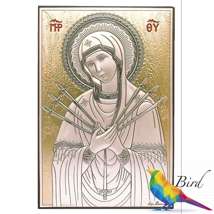 Значение семистрельной иконы божьей матери