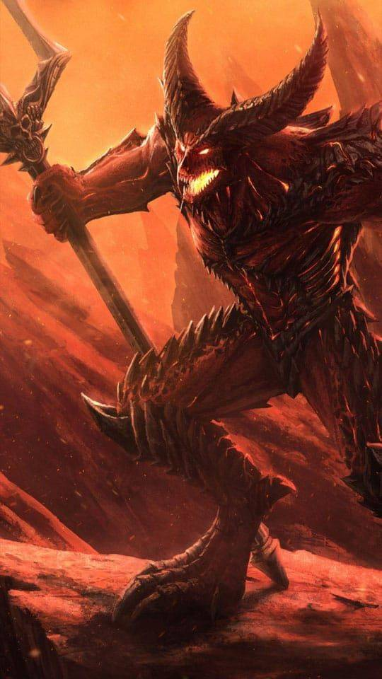 Абаддон | аваддон | повелитель бездны | адский полководец | демон ада | paranormal-zone