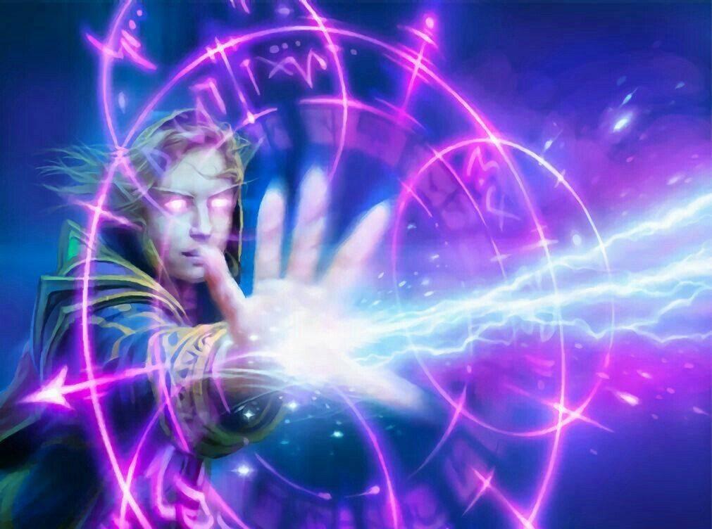 Магия огня, воды, воздуха, земли - как овладеть магией всех стихий.