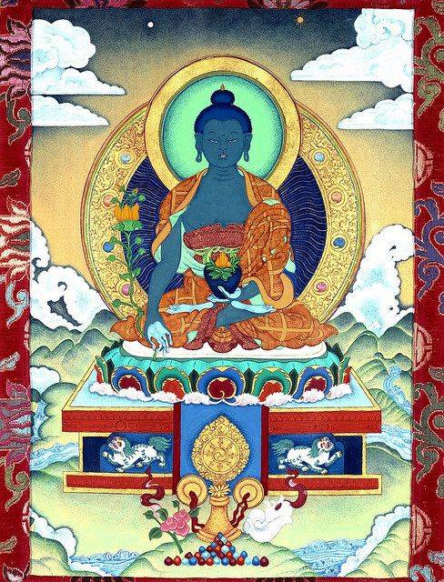 Бхайшаджьягуру - вики