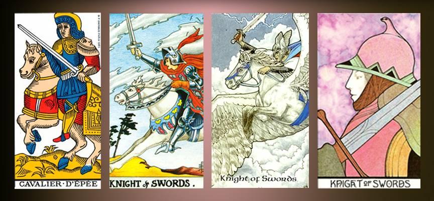 Королева мечей — значение и толкование карты