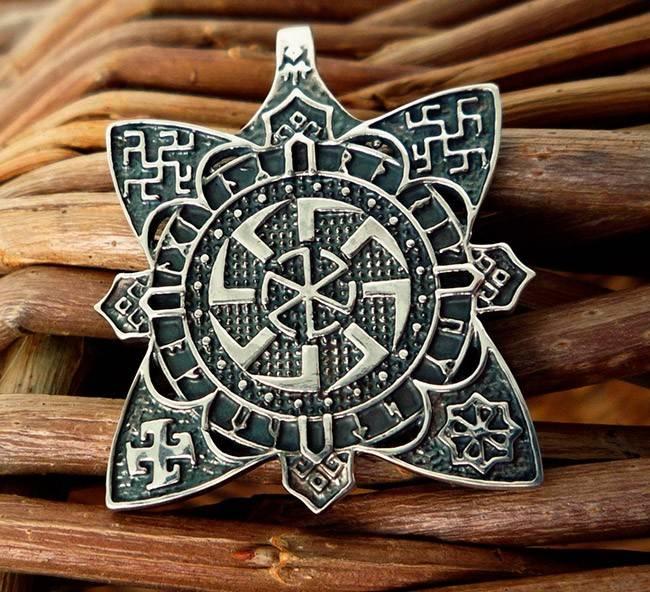 Женский оберег звезда лады богородицы: значение символа, как активоровать и носить