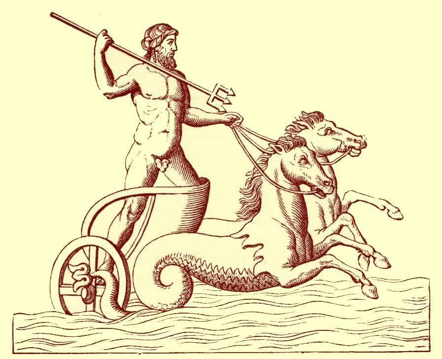 Крылатый морской пегас. полная энциклопедия мифологических существ. история. происхождение. магические свойства