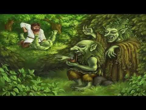 Русская мифология и фольклор | bestiary.us