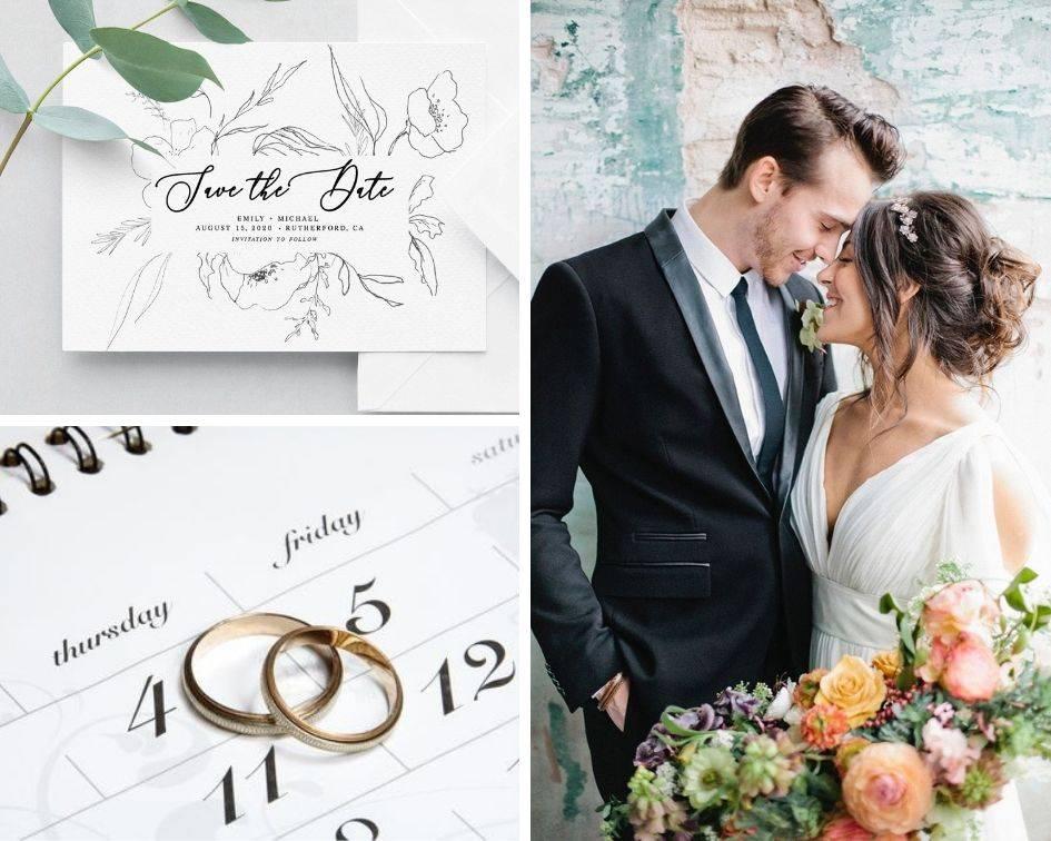 Благоприятные дни для свадьбы в 2021 году по лунному и церковному календарям