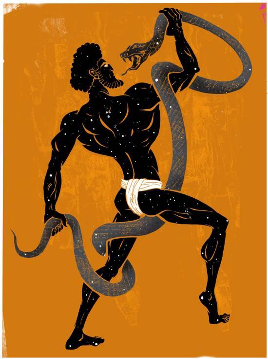 Змееносец — дата рождения нового тринадцатого знака. сколько знаков зодиака - 12 или 13? характеристика мужчин и женщин созвездия змееносцев