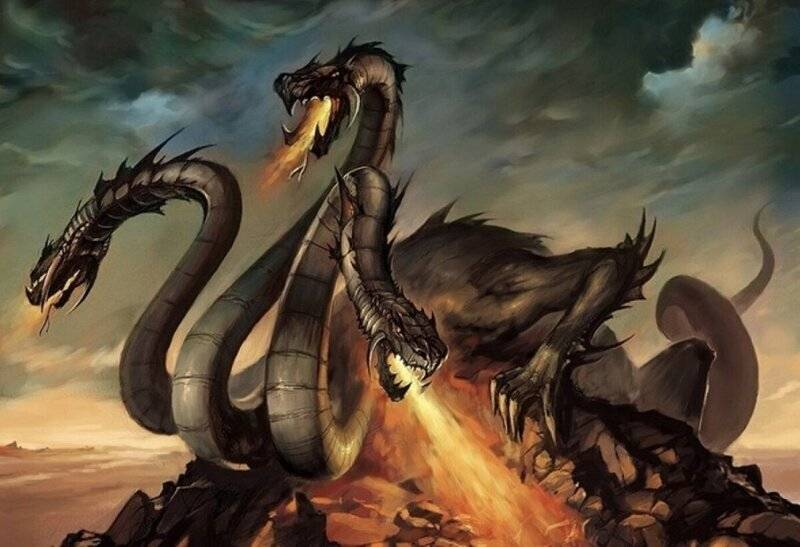 Змей горыныч — posmotre.li