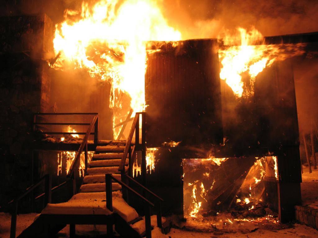 К чему снится пожар - толкование снов. сонник: пожар на улице