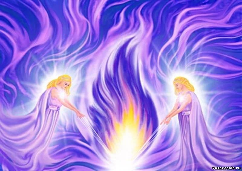 Воплощения души, посвящения близнецовых пламен - источник.one