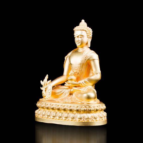 Мантра будды медицины защитит от любых болезней